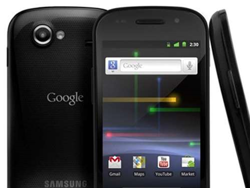 Nexus S gets Ice Cream Sandwich