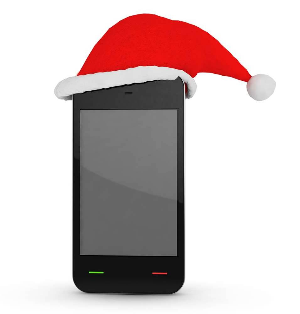 Android, Apple iOS sales abound this Christmas