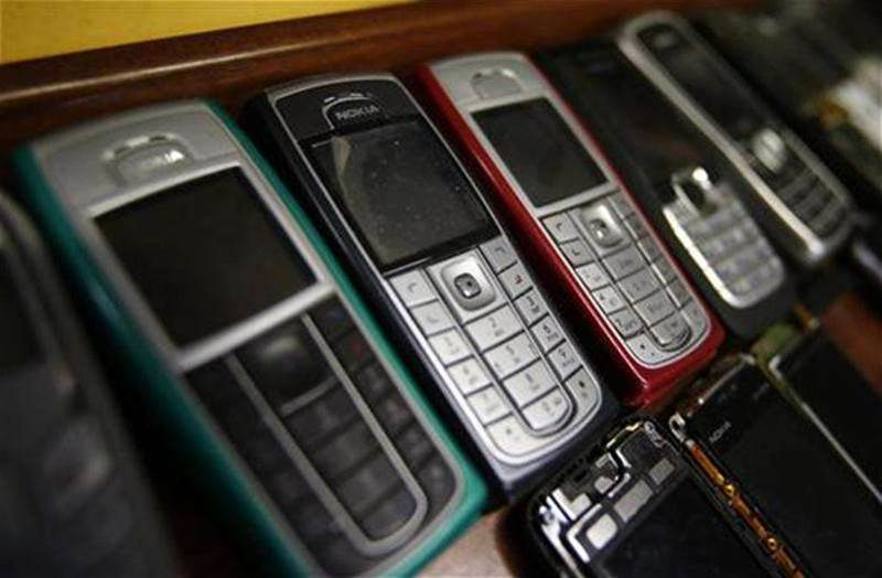 No, we're not working on a new handset: Nokia