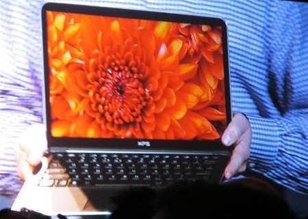 Intel announces Dell Ultrabook, teases Ivy Bridge model at CES 2012