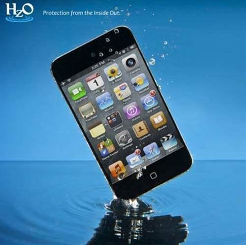 Apple and Samsung to waterproof smartphones