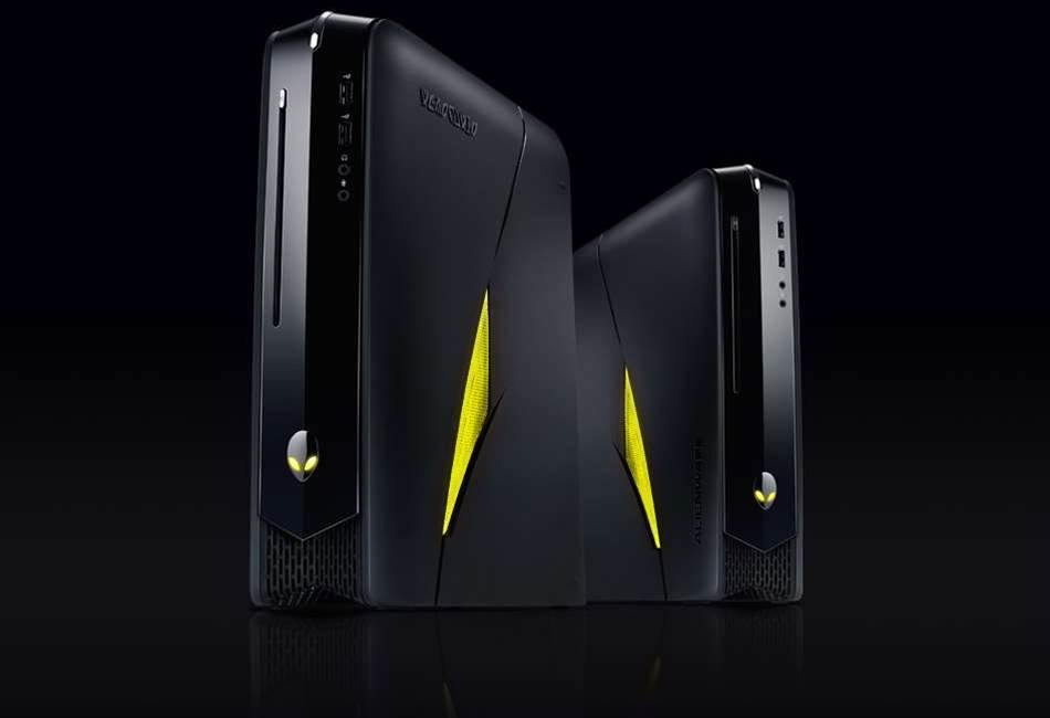 Alienware shrinks the gaming PC