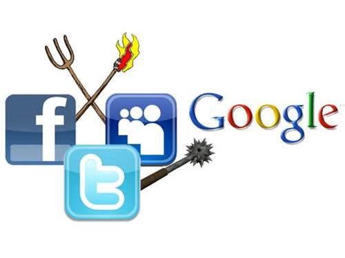 Facebook, MySpace and Twitter join forces to fight Google