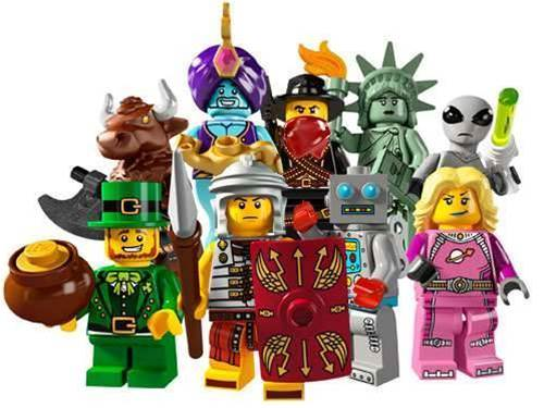 LEGO Aust sent credit cards in readable blocks