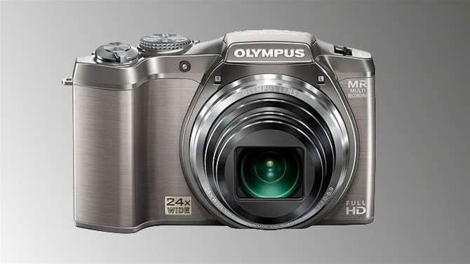 Olympus introduces SZ-31MR and SH-25MR to its Traveller series