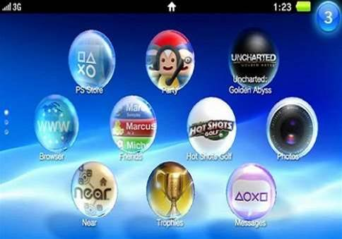 Is Sony ditching Android for Vita?