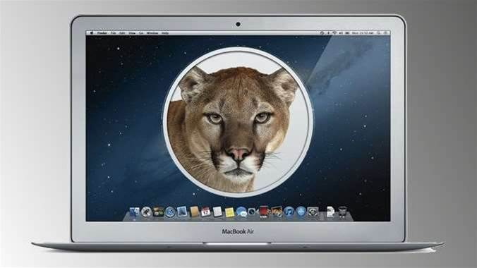 Apple OS X Mountain Lion 10.8 is coming in Q4 2012