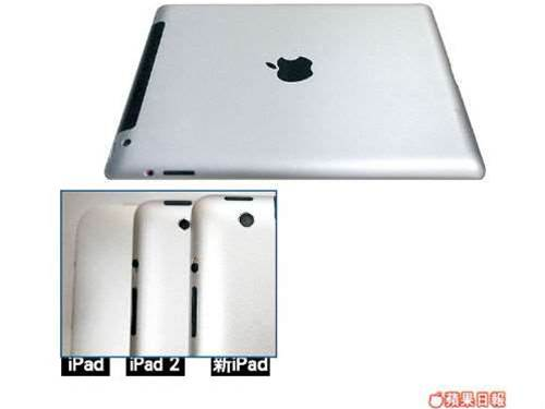 iPad 3 to get A5X chip and 8MP camera