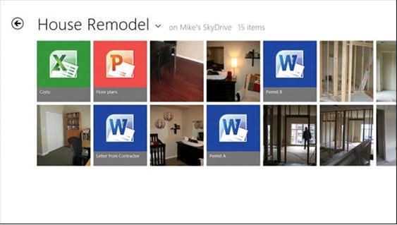 Microsoft SkyDrive app to take on iCloud