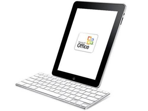Microsoft Office for iPad heading for the App Store