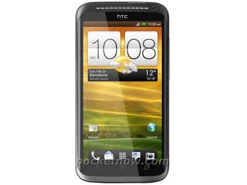 HTC One X leaked
