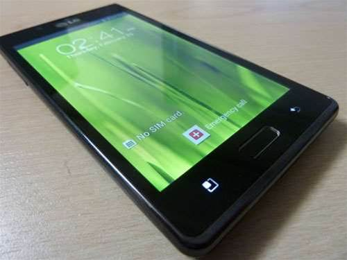 MWC 2012 – LG Optimus L7 hands-on