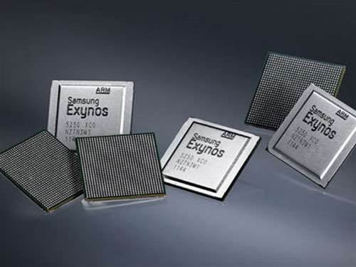 Samsung unveils new quad-core Exynos processors