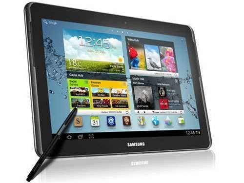 MWC 2012 – Samsung Galaxy Note 10.1 tablet goes official