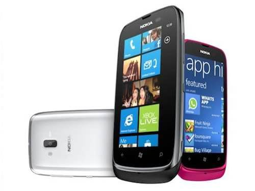 MWC 2012 – Nokia Lumia 610 gives you Windows Phone on a budget