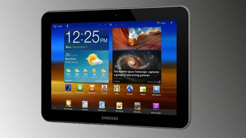 Telstra releases 4G-capable Samsung Galaxy tablet
