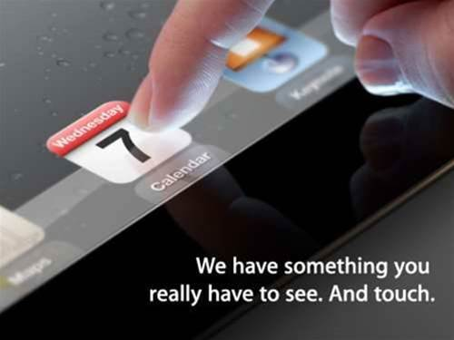New iPad in less than a week? Apple announces March 7th event date