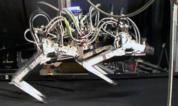 Video: Meet Cheetah, the world's fastest robot