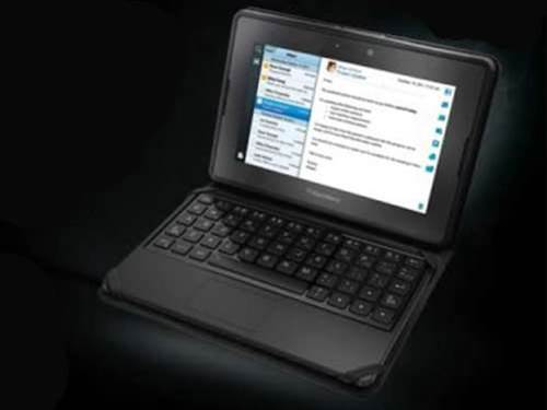 BlackBerry PlayBook Mini Keyboard released