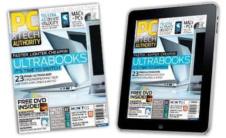 iPad, Android users: Get your digital magazine here