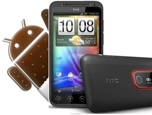 HTC rolls out Ice Cream Sandwich to smartphones