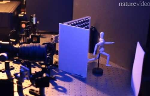 Future tech: cameras that see round corners