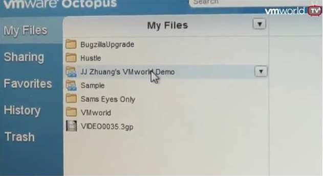 VMware reveals details on Project Octopus