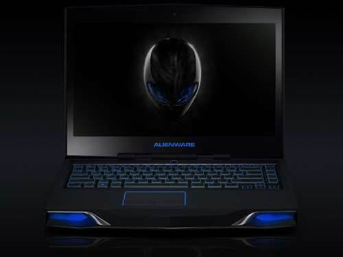 Alienware new laptop range announced