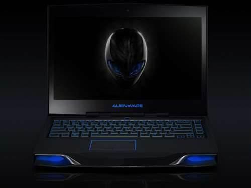 Alienware new laptop range announced