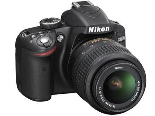 Nikon D3200 beginner DSLR packs 24.2MP