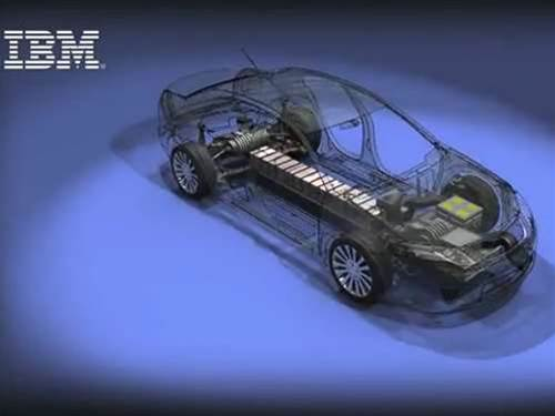IBM unveils 'breathing' car batteries
