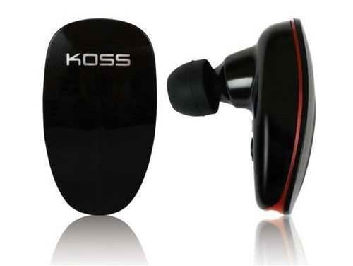 Koss Striva headphones do away with your MP3 player
