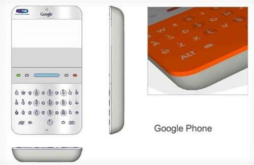 The Google Phone of 2006 revealed