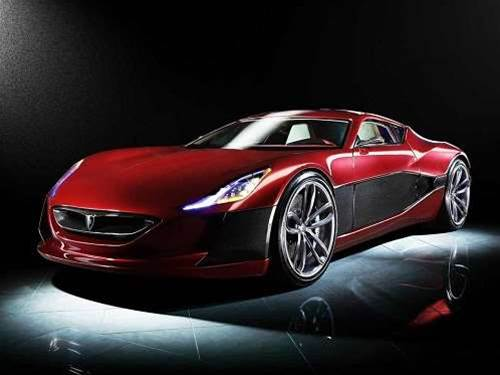 Rimac Concept One goes on sale