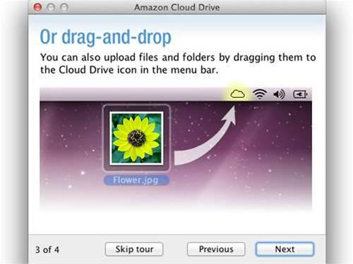 Amazon launches Cloud Drive app for Windows and Mac