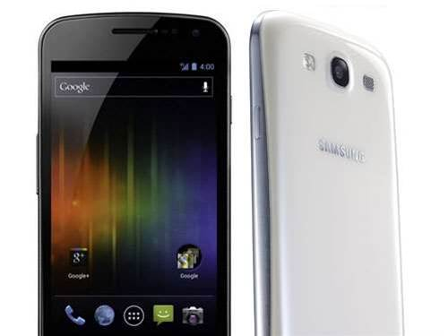 Samsung Galaxy S3 vs Galaxy Nexus