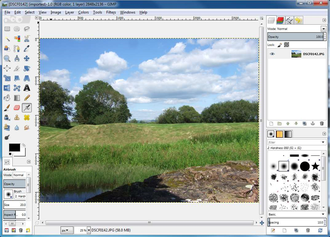 Bring out the GIMP! The classic image editor gets a massive overhaul in version 2.8
