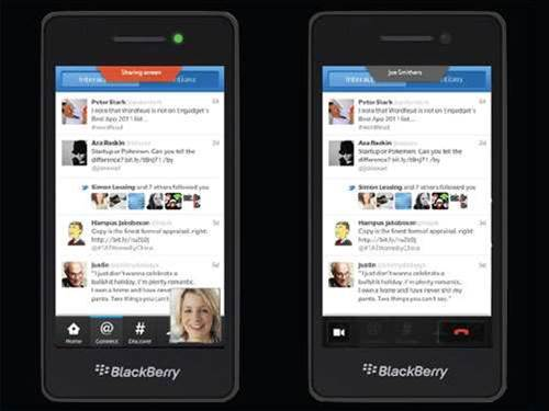 BlackBerry 10 details leaked