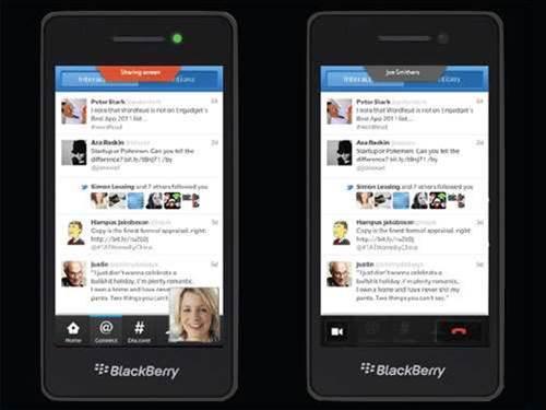 BlackBerry 10 details leaked