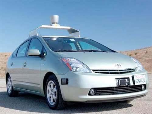 Google 'self-drive' cars get Nevada road-legal licence