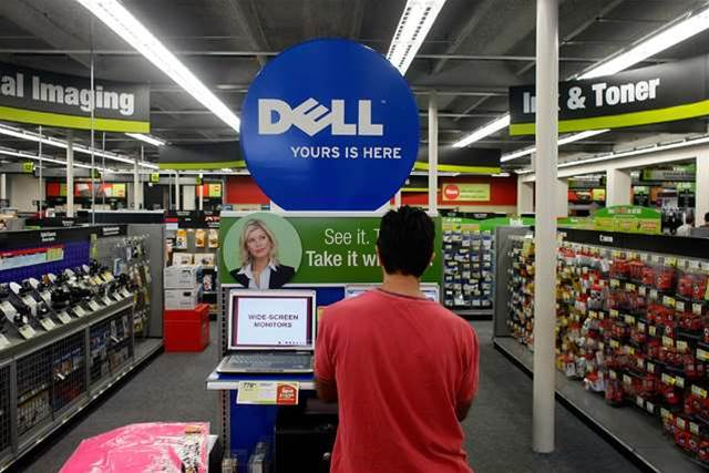 Dell looking at EMC buyout, say reports