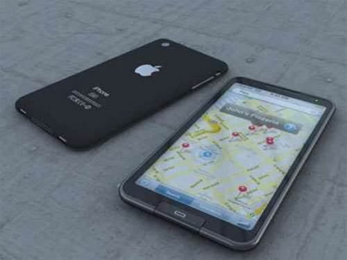 iPhone 5 due in September?
