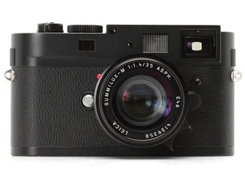 Leica unveils $8000 monochrome camera