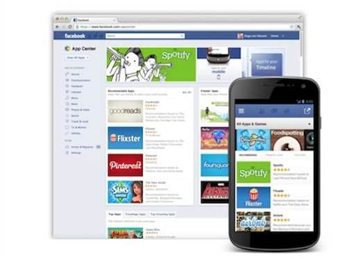 Facebook App Center looks set to take on the App Store with paid apps