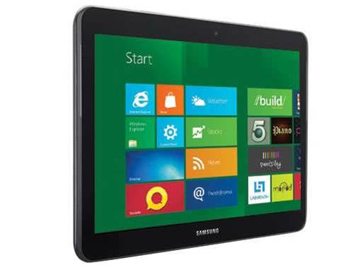 Windows 8 tablets to land in November?