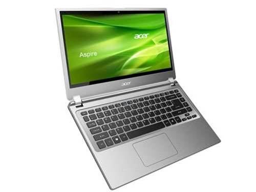 Acer reveals Aspire M5 Ultrabooks