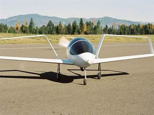 Future tech: super-efficient mini aircraft