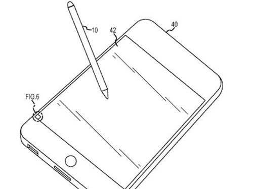 Apple iPen stylus incoming: report