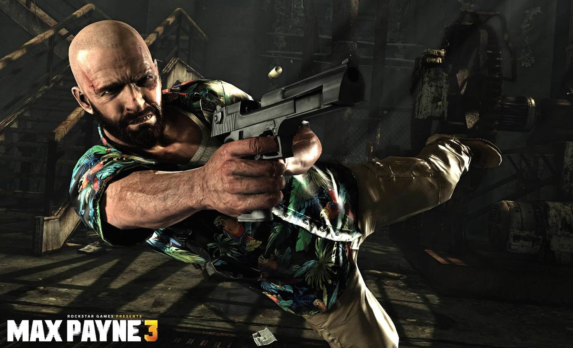 Rockstar announces detailed PC system specs for Max Payne 3
