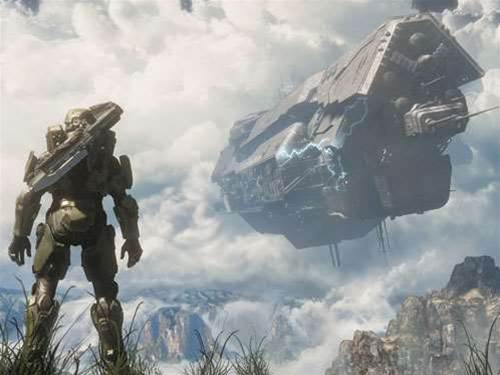 Free-to-play Halo is coming... to Russia
